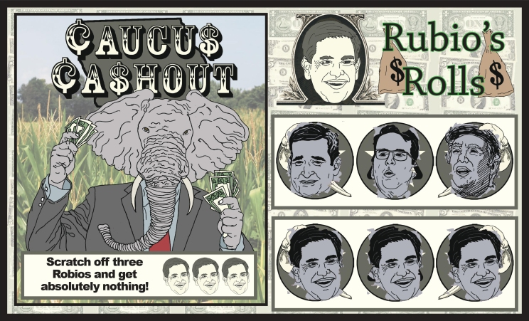 Rubio's Riches