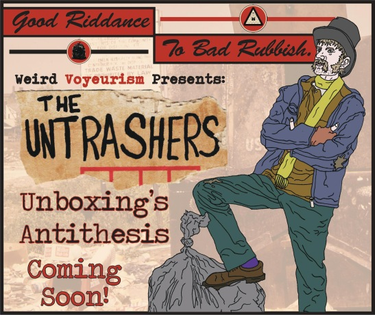 Untrashers hous ad 2