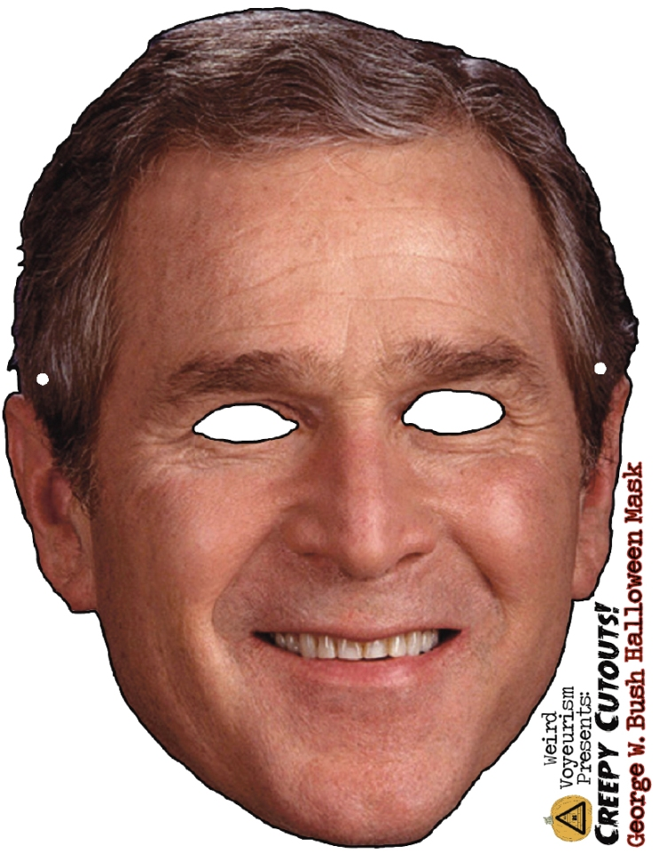 George W. Bush Mask