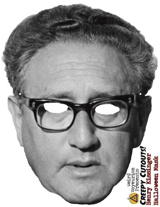 Kissinger mask