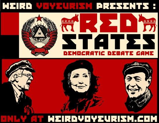 Red States header