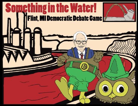 Bernie water