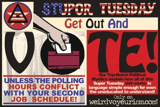 Stupor Tuesday House Ad