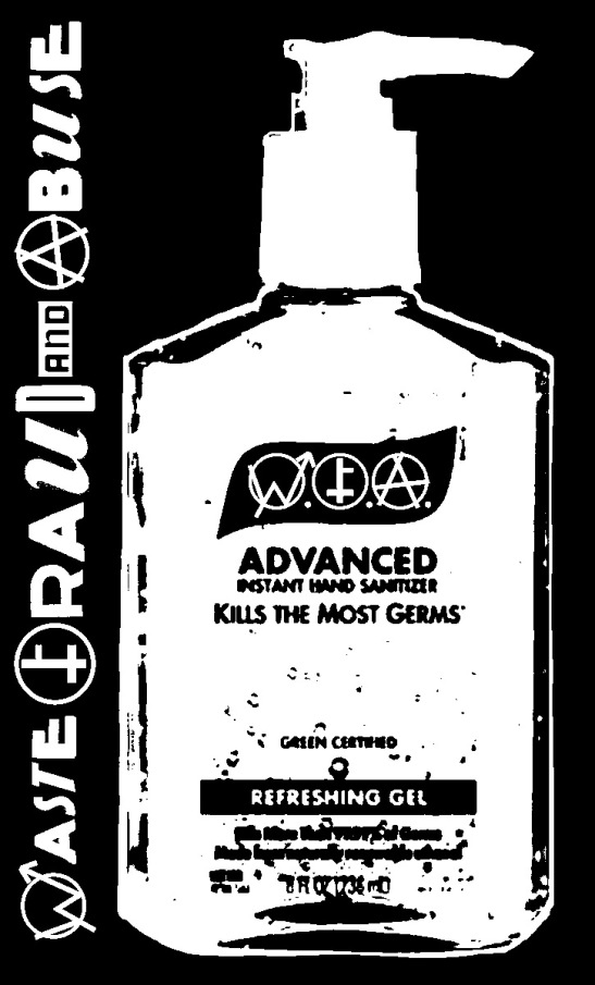 WFA Hand Sanitizer